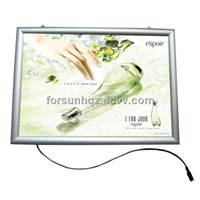Slim Single Side Led Snap Frame Light Box
