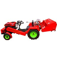 Small 4 wheels farm tractor