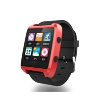 SmartQ Z1 Android Watch 1.5 LCD   WIFI Bluetooth 4GB ROM 512MB Mobile waterproof smart watch