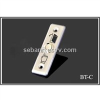 Stainless Steel Exit Button
