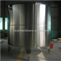 Stainless Steel Lotion Storage Tank