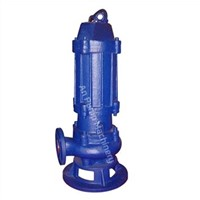 Submerisble Sewage Pump