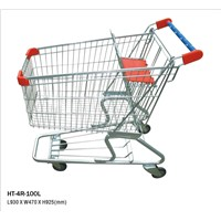 Supermarket trolley HT-12R-155