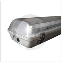 T8 Waterproof Fluorescent Light Fixture