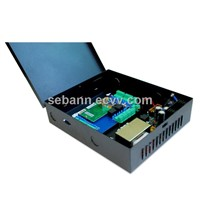 TCP/IP Access Controller for 2 doors