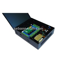 TCP/IP Access Controller for 4 doors