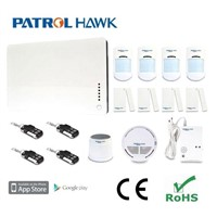 The Most Attractive!Wireless Alarm System Support SMS Remote Control(PH-G1)