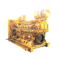 The clean energy:Dual fuel generator (20~1800KW) made in china