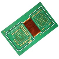 Top Quality Rigid Flex PCB (FL056)