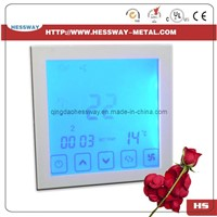 Touchscreen Digital Room Thermostat for Air-Conditioning