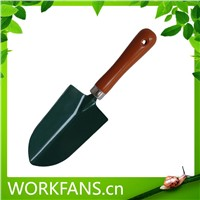 Trowel With Wood Handle