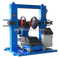 Truck Tire Buffing Machine