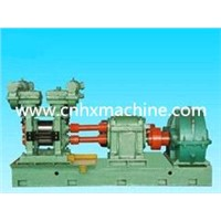 Two-high rolling mill equipment