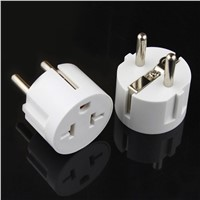 USA to Euro plug adapter/ novel and cute travel gift/ tourism accessory kit