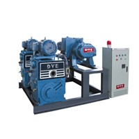 Vacuum impregnation pump