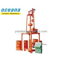 Vertical Extruding Pipe Machine with competitive price
