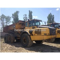 Volvo A40E dumpter 6X6 Articulated Used Dump truck