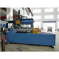 WTH-25 CNC Computer Control Hot Coiler for car suspension springs(Four axis)
