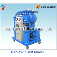 Waste oil purification machine clean dirty insulation oil and transformer oil,CE,ISO standard