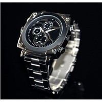 Watch DVR  Infrared night vision watch with IR Night Vision HD Hidden Watch Wrist Sport Watch 201