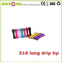 Wholesale 510 long drip tips various color drip tip China low price e-cigarette