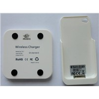 Wireless Charger for Galaxy S3/iPhone5/iPhone4s/Lumia920/HTC/LG (MT511)