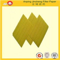 Wood Pulp Red Color Oil Filter Paper