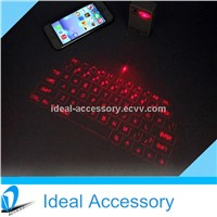 World Thinnest Laser Smartphone Infrared Laser Projection Virtual Keyboard for Smartphone&Tablet