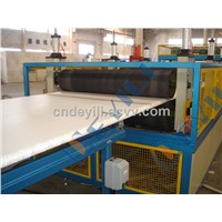 XPS foam board extrusion production line