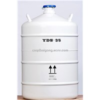 YDS-35 liquid nitrogen storage tank