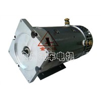 ZD2973A Hydraulic motor is used in the container rear plate