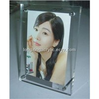 acrylic photo frame,black acrylic photo frame,acrylic picture frame,acrylic photo frame display
