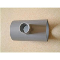 alloy steel reducing seamless tee pipe fittings manufacturer