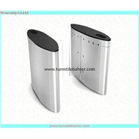 automatic retractable speed gate for office entrance control