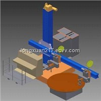 automatic welding column &boom