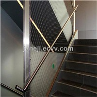 bridge security fence wire mesh