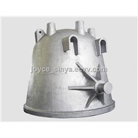 cast iron ingot mould