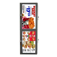 IP65 design 32 inch outdoor lcd ad player for outdoor advertising display,outdoor digital signage