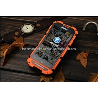 Ew Discovery v6 Android 4.1.2 Waterproof Dustproof Shockproof Dual Camera Cell Phones Smart 3G