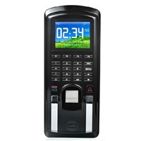 fingerprint Access Controller,TCP / RS485 / USB ,with ID module, finger Time Attendance,sn:MF151