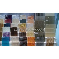 float glass mirror decoration glass windshileds supply