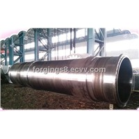 forged ductile casting pipe mould
