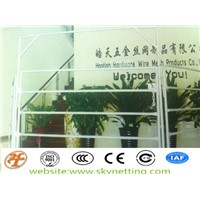 Galvanized / PVC Coated Horse Livestock Fence Factory