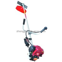 grass cutter 140 engine 37.7cc shoulder type cheap  brush cutter