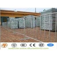 Hot-Dipped Glvanized/Powder Coating Traffic Control Barrier