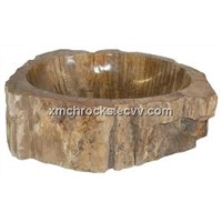 fossil stone sink, fossil stone washing basin