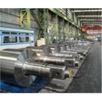 large forged steel backup roll