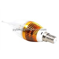 led candle light led lighting led bulb