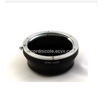 lens adapter ring for Canon EOS EF lens to MFT Micro 4/3 M4/3 M43 Camera