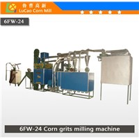 maize grinding mill, maize grits milling machine